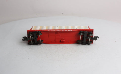 Industrial Rail 1004101 Burlington Northern Flatcar w/Lumber Load #93536