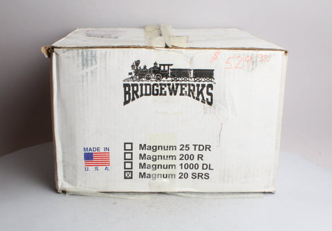 Bridgewerks SRS-20 20 Amp Power Pack Controller with Speedometer