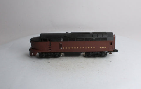 Williams 4953 O Pennsylvania Baldwin Sharknose Brass A-Unit Diesel Locomotive