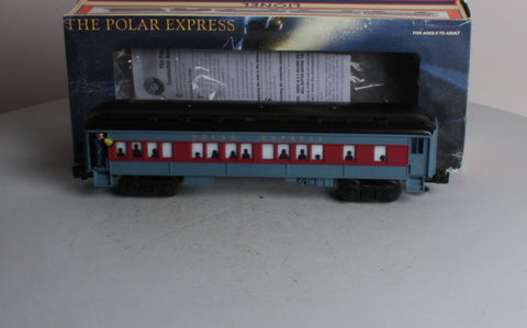 Lionel 6-36875 O Polar Express Coach w/Conductor Announcements NIB