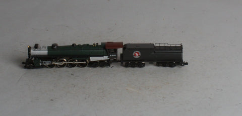 Con-Cor 3801 N Great Northern 4-8-4 S-2 Steam Locomotive