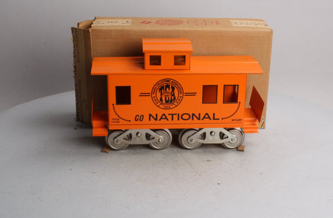 McCoy 1002 Standard Gauge TCA 1976 National Caboose
