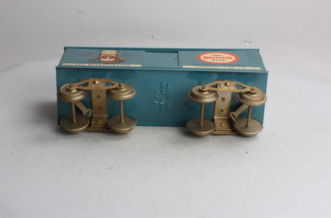 McCoy Standard Gauge Light Olympia Beer Reefer Car
