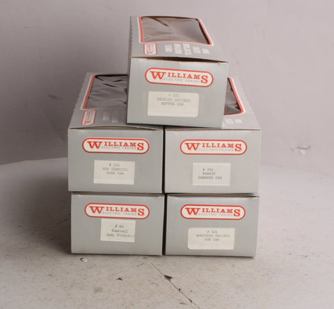 Williams 50 Freight Set