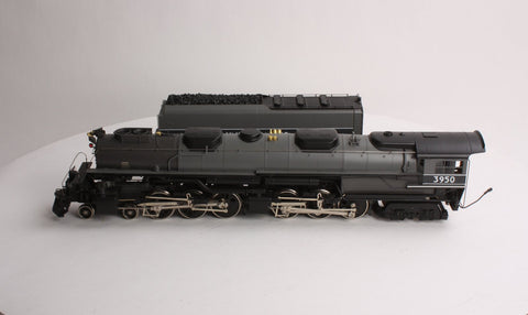 Williams 8000 2-RAil Union Pacific 4-6-6-4 Challenger Steam Engine & Tender #3950