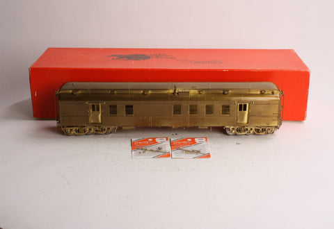 Precision Scale Company 16019 O Scale 2-Rail Brass Heavyweight Full RPO Car