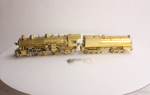 Precision Scale Company 15347 O Brass SP Lines 4-6-2 Pacific Engine & Tender