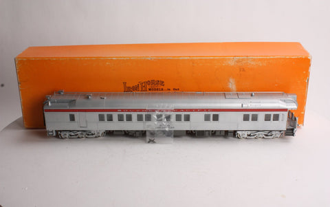 "Precision Scale Company 16389-1 O Scale 2-Rail SP ""Los Angeles"" Business Car"