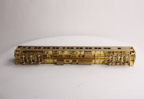 Precision Scale Company 15789 O Scale 2-Rail Heavyweight 10-1-2 Plan 3585A