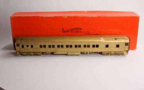 Precision Scale Company 15399-1 O Scale 2-Rail Brass Heavyweight Sleeper Plan 3958