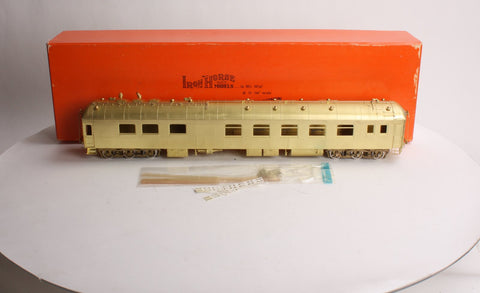 Precision Scale Company 15477 O Scale 2-Rail Brass Harriman Dining Car Class 72-D-3