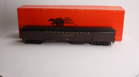 Precision Scale Company 15595-1 O Scale 2-Rail Brass PRR B-70 Baggage Car - Factory Painted