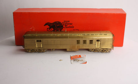 Precision Scale Company 16017 O Scale 2-Rail Brass Heavyweight RPO/Baggage Car