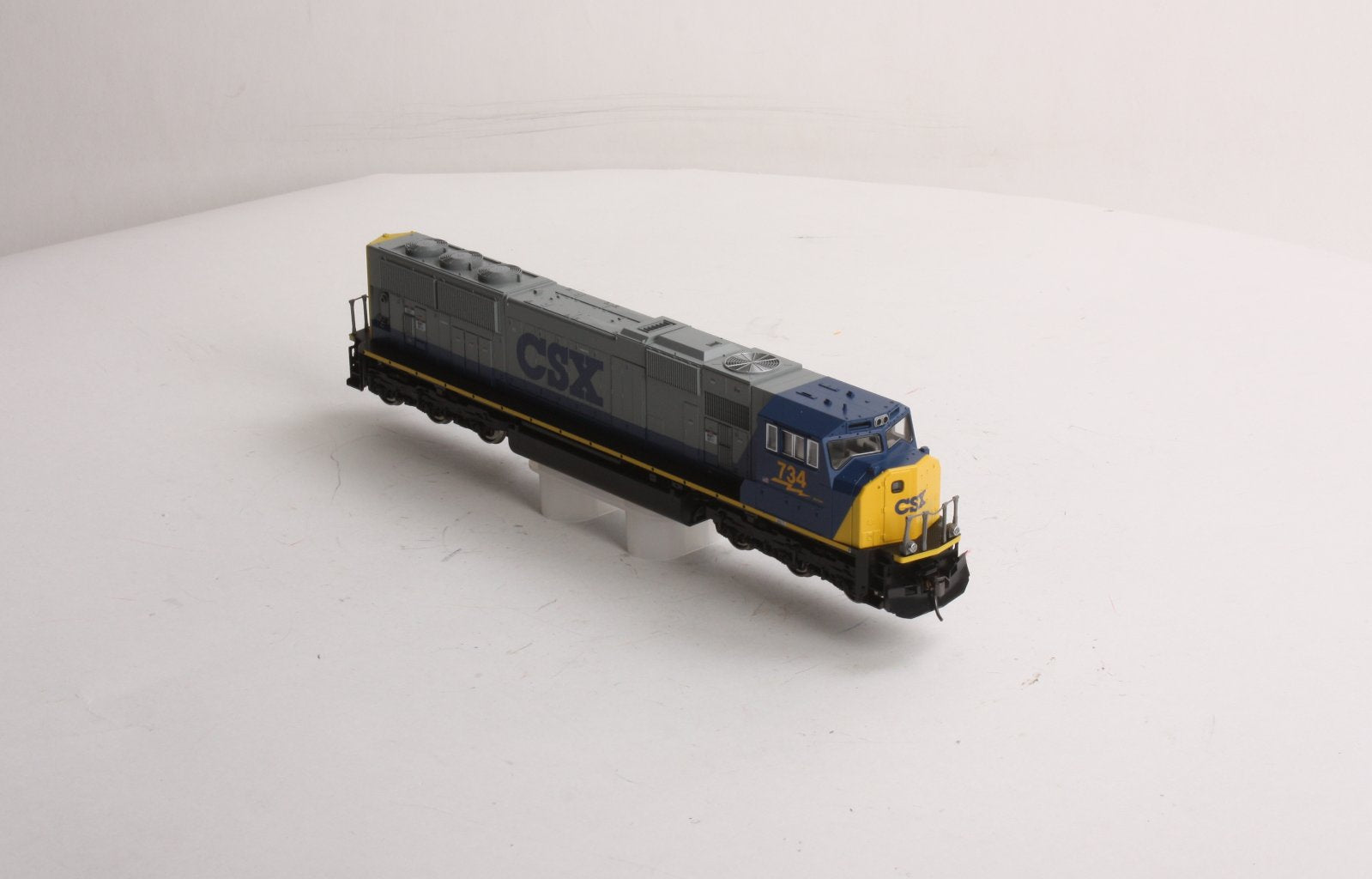 Kato 37 6408 Ho Csx Sd70mac Diesel W Cab Headlight 734 Trainz Head Lights For Model Trains