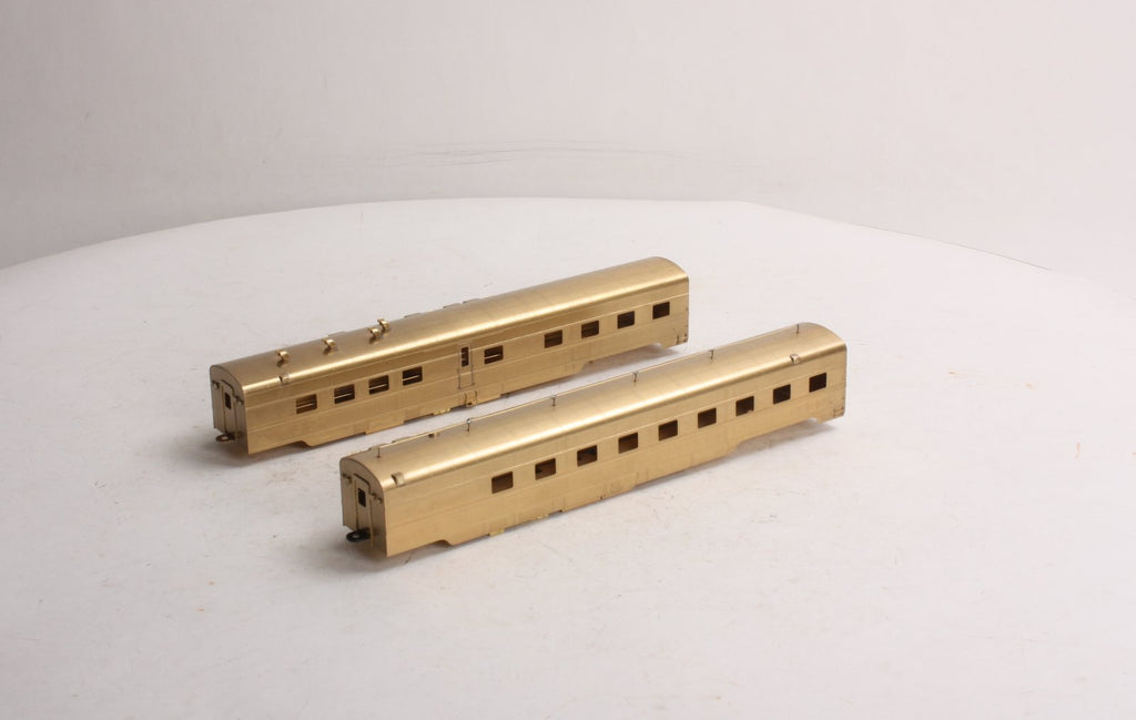 The Coach Yard 0312 HO Scale Brass 1941 COSF Diner Set