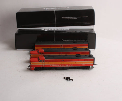 Precision Craft Models 350 SP Daylight Alco PA ABB Diesel Set w/DCC/Sound