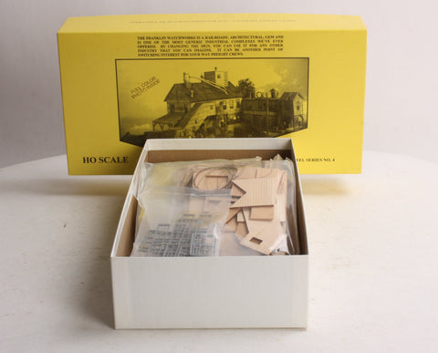 "Fine Scale Miniatures 4 HO ""Franklin Watchworks"" Kit"