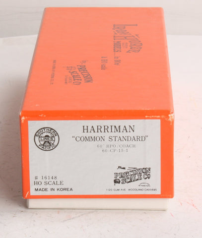 "Precision Scale Company 16148 HO Brass Harriman ""Common Standard"" 60' RPO/Coach Car"