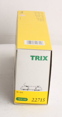 "Trix 22715 Austrian Federal Railways Class 1016 ""Taurus"" Electric Loco w/DCC"