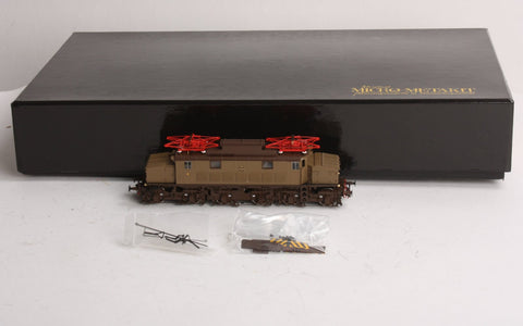 Micro Metakit 02961H HO Brass Italian FS E 626 Electric Locomotive