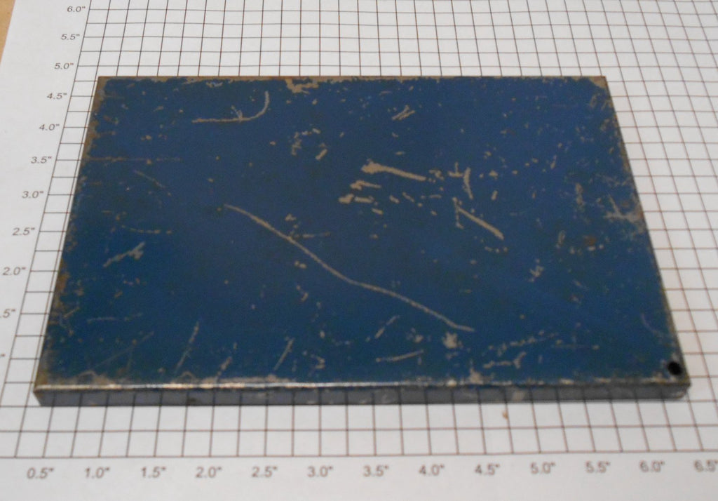 American Flyer XA1-TRAY-DB S Dark Blue Dump Tray for Log, Pipe ,and Coal Dumps