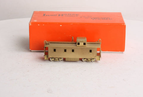 Precision Scale Company 15252 HO Scale Brass Southern Pacific C-30-1 Rebuilt Caboose