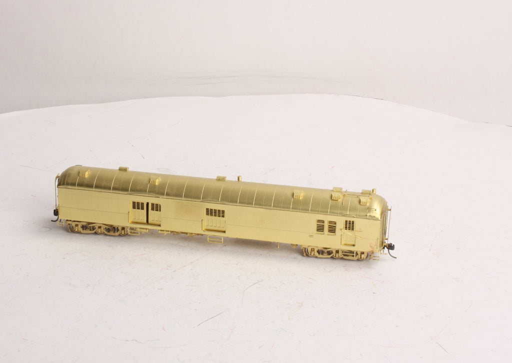 Precision Scale Company 16198 HO Scale Brass SP Lines Harriman RPO/Baggage Car