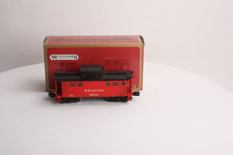 Williams 1102 Brass Reading Caboose