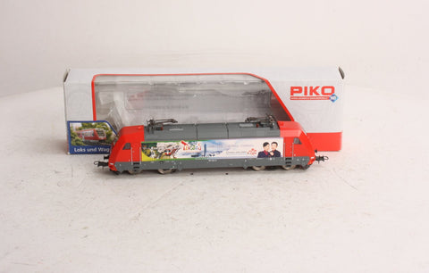 Piko 59441 HO BR 101 China Airplanes Electric Locomotive