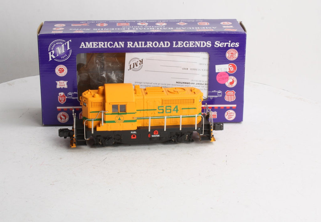 RMT 4522 Maine Central BEEP Powered Diesel Locomotive #564