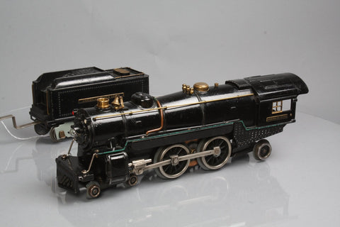 American Flyer 4675 Standard Gauge 4-4-2 Steam Engine and Tender