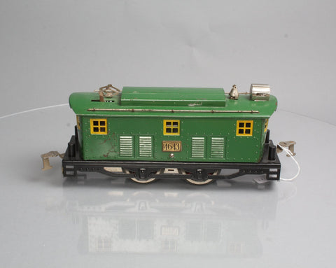 American Flyer 4643 Standard Gauge Electric Locomotive