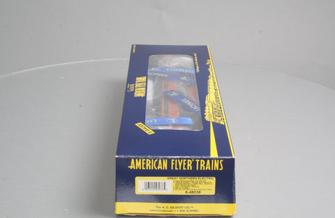 American Flyer 6-48038 S Scale Great Northern Powered Electric Locomotive