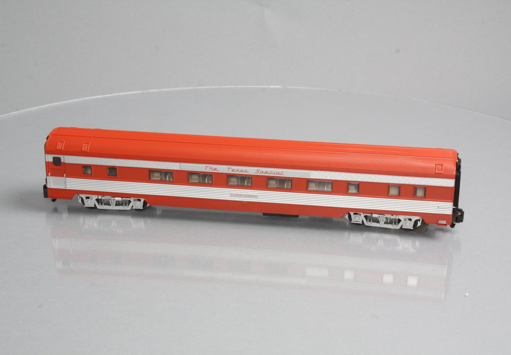 American Models Henderson S Scale The Texas Special J. Pickney Henderson Passenger Car