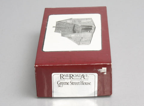 Railroad Ave Enterprises SK7 Greene Street House Kit