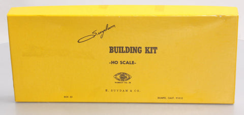 Suydam 4 HO Scale Buckhorn Mine's Ore Proc. Plant Kit