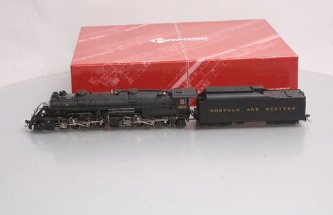 Precision Craft Models 019 Norfolk & Western Y6b 2-8-8-2 Locomotive & Tender