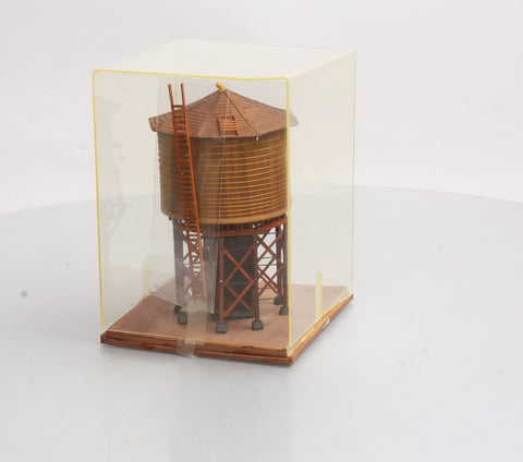 Precision Scale Company 15650 HO Scale Wooden Water Tank