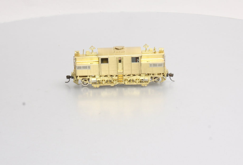 Overland 5138 HO Scale Brass NYC&HR S-1 Powered Electric Locomotive