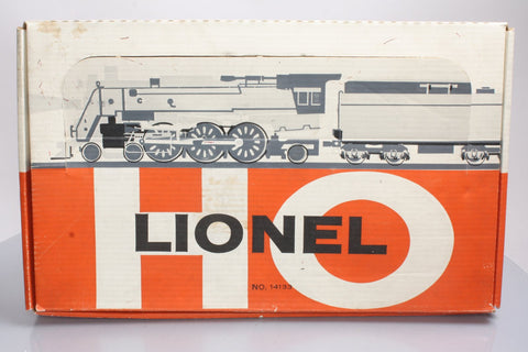Lionel 14133 HO Scale Steam Type Freight w/Headlight #0643