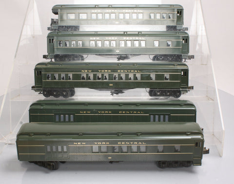 Williams 251 New York Central Green 5-Car Madison Set