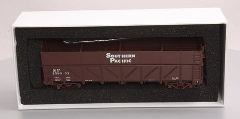 Precision Scale Company 17027-1 Southern Pacific Brass G-50-23 Sugar Beet Car - 2 Rail
