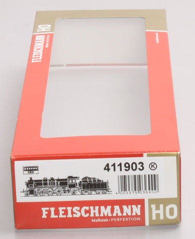 Fleischmann 411903 HO Steam Locomotive