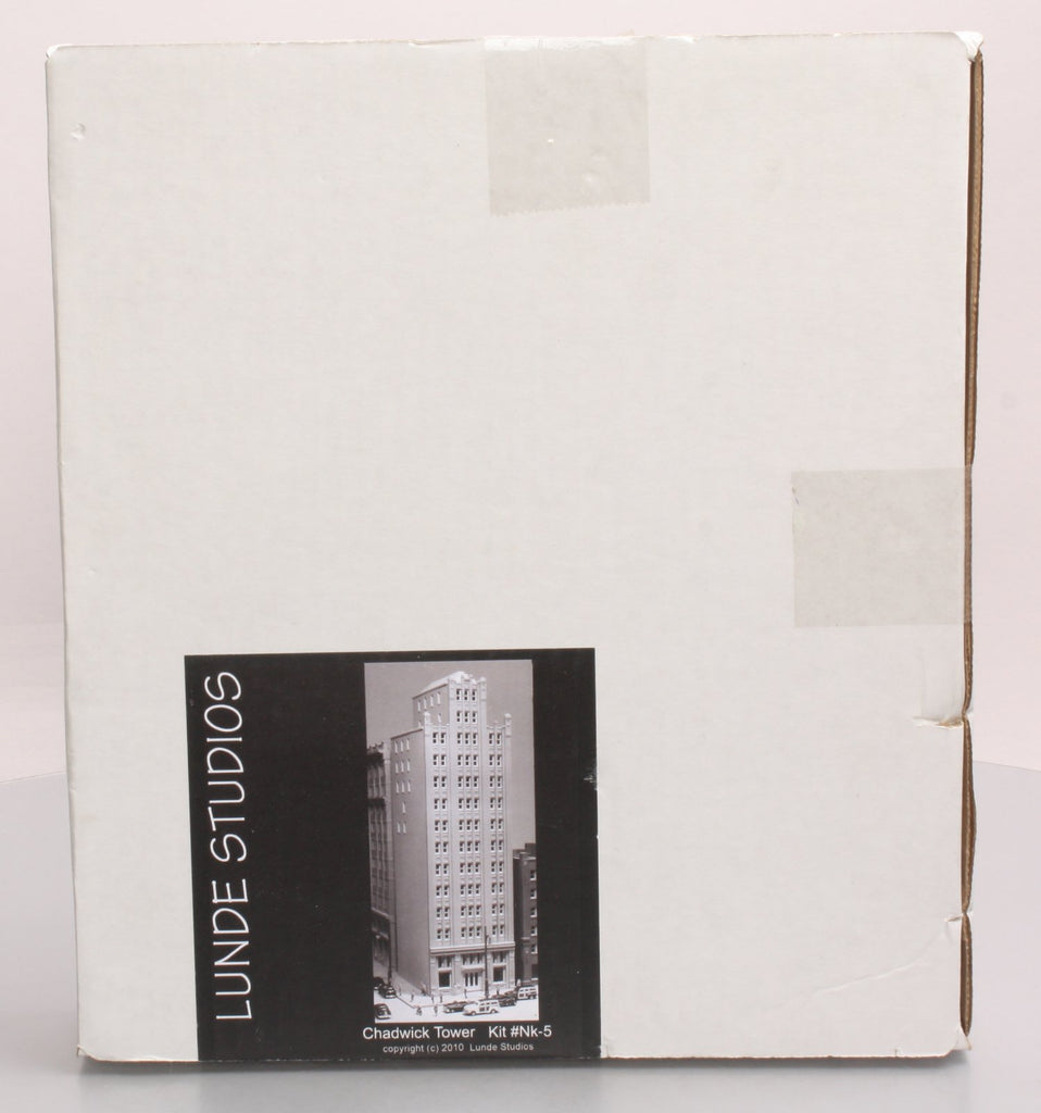 Lunde Studios Nk-5 Chadwick Tower Building Kit