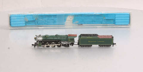 Rivarossi N Scale Southern Crescent Limited 4-6-2 Steam Locomotive and Tender