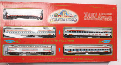 IHC 318 Strates Show 5-Car Set