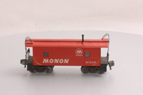 AMT 81506 Monon O Gauge Lighted Caboose