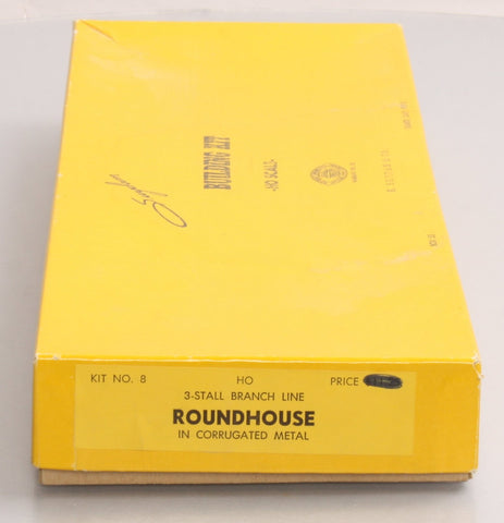 Suydam 8 3 Stall Roundhouse Kit