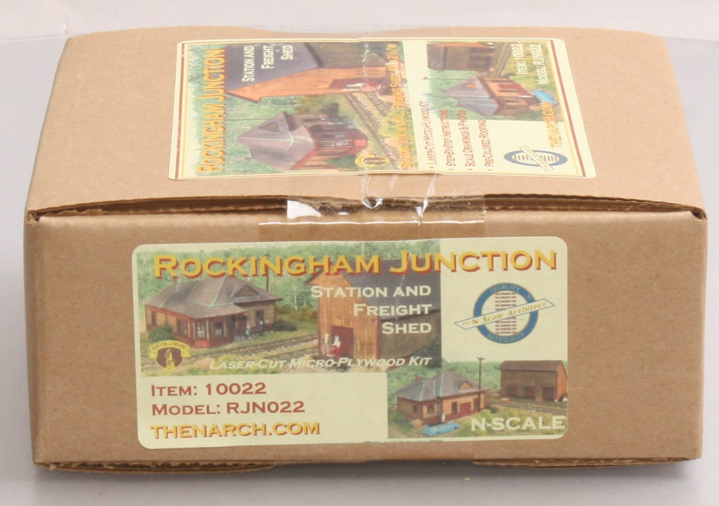 Rockingham Junction Station & Freight House
