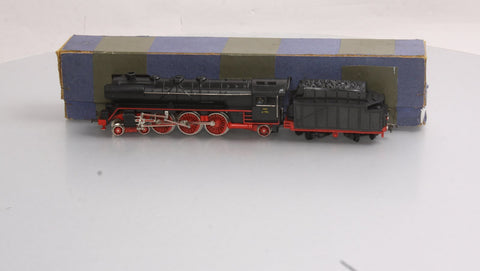 Fleischmann 1360 HO 4-6-2 Steam Locomotive & Tender #011952